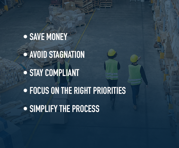 benefits of carrier management