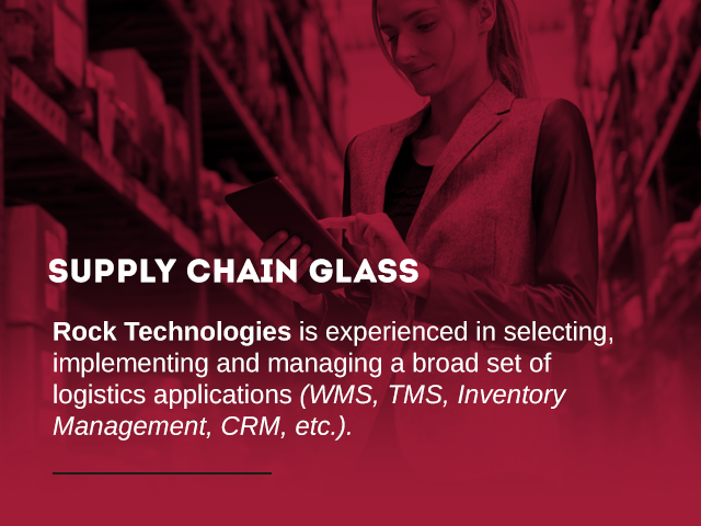Supply Chain Glass Logistics Applications
