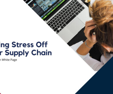 Taking Stress Off Your Supply Chain